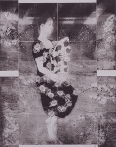 友安一成《母子像》 平成20(2008)年