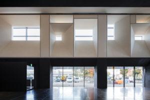 東広島市立美術館のデザインについて